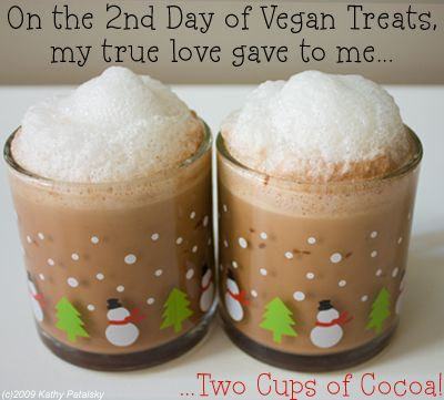 Two Cups of Hot Cocoa