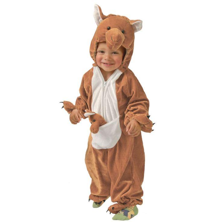 Baby Kostüm Känguru