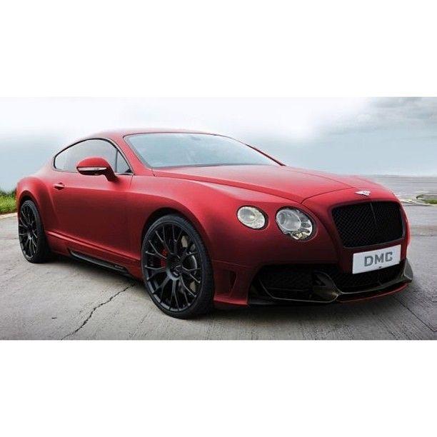 DMC Bentley Continental GT DURO, la cara más oscura del Continental
