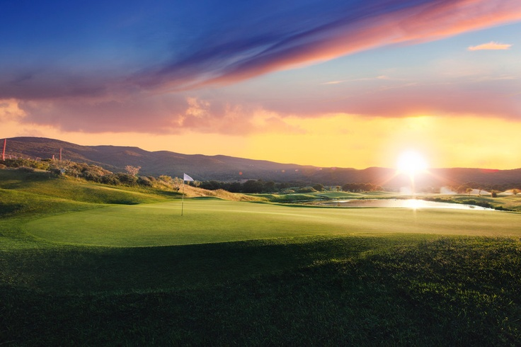 Golfing in Tuscany? A stay at the Argentario is the one for you. #tuscany #golf #travel