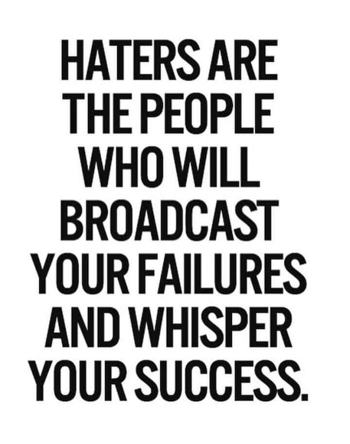 Real Quotes About Haters: 56 Best Keep It Real Images On Pinterest