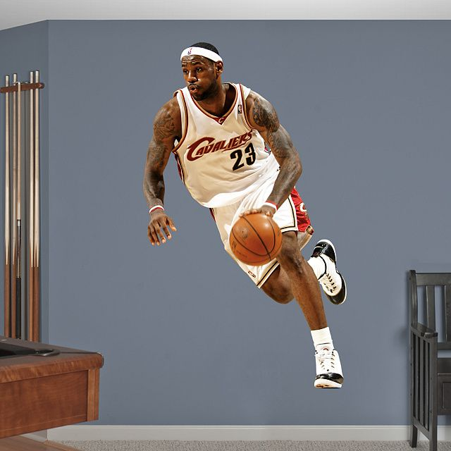 Fathead Wall Graphic | Cleveland Cavaliers Wall Decal |