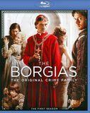 The Borgias: The First Season [3 Discs] [Blu-ray]