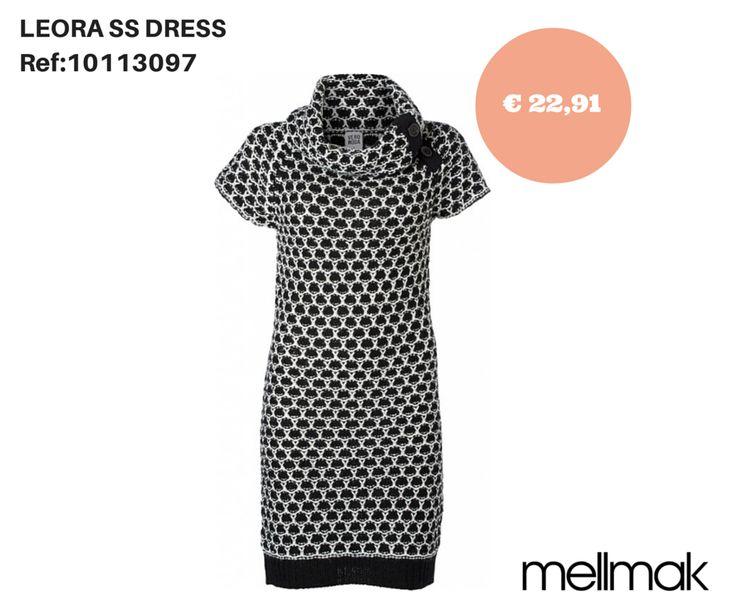 MELLMAK.COM Conheça todas as novidades da estação na Mellmak LEORA SS DRESS Ref:10113097 22.91€------22.91€------22.91€------22.91€------22.91€------22.91€ http://www.mellmak.com/pt/loja/102058-leora-ss-dress-detail.html #MODA # VEROMODA # #VESTIDO #ROUPA
