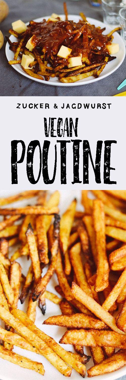 Vegan Poutine