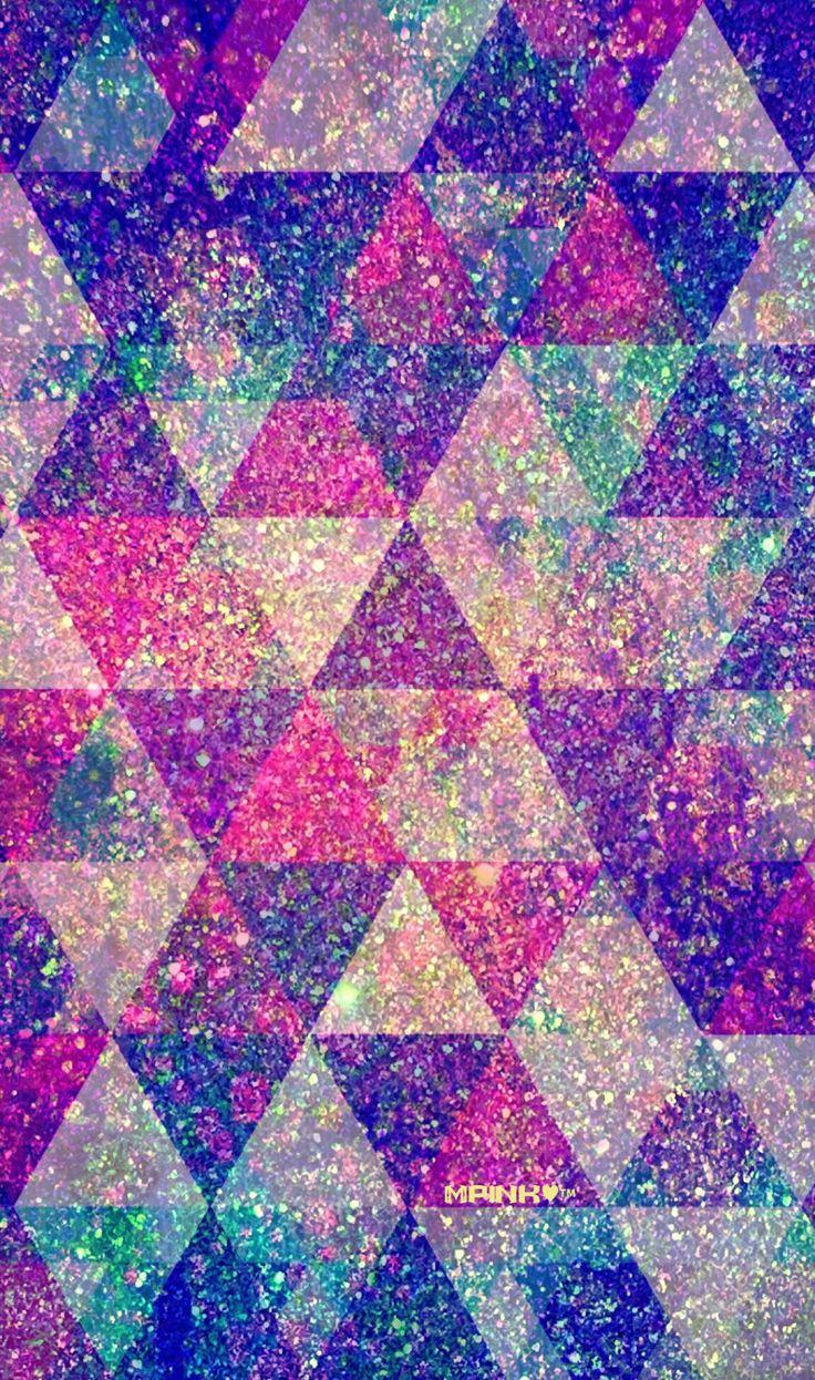 Glitter Tribal Galaxy Wallpaper #androidwallpaper #iphonewallpaper #wallpaper #galaxy #sparkle #glitter #lockscreen #pretty #pink #cute #girly #bling #shimmer #pattern #art #colorful
