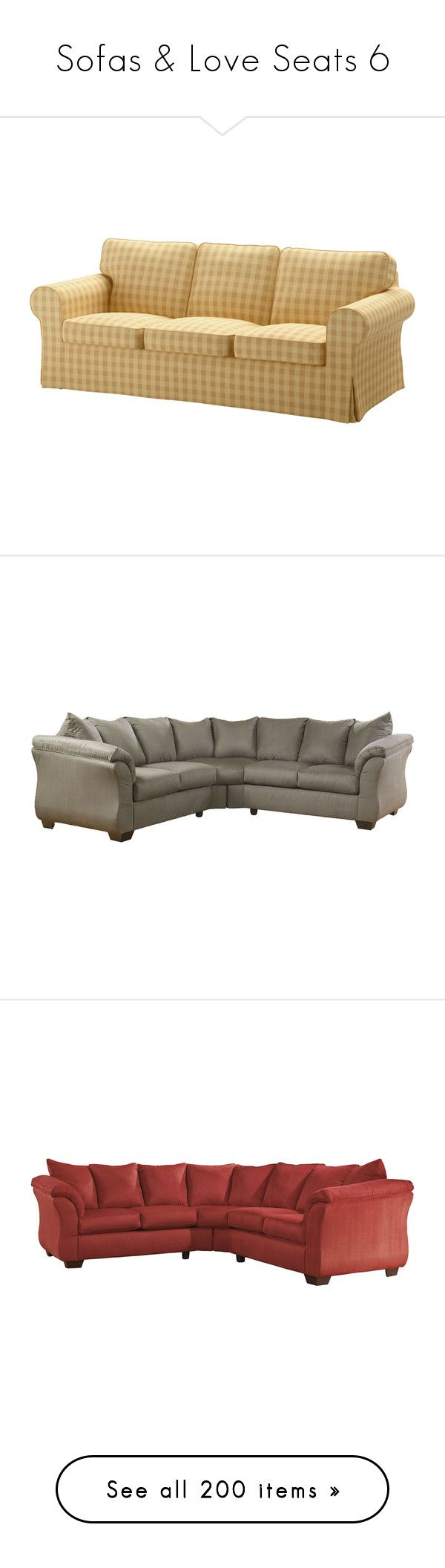 """""""Sofas & Love Seats 6"""" by mysfytdesigns ❤ liked on Polyvore featuring home, furniture, sofas, signature design by ashley furniture, asian furniture, oriental style furniture, oriental furniture, asian sofa, signature design by ashley and signature design by ashley sectional"""