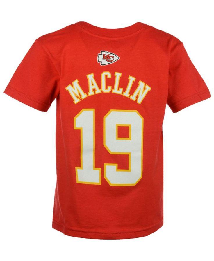Outerstuff Jeremy Maclin Kansas City Chiefs Mainliner Player T-Shirt, Toddler Boys' (2T-4T)