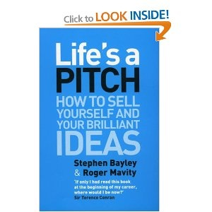 Life's a PitchBook Sell, Worth Reading, Life, Brilliant Ideasamazonbook, Rogers Maviti, Book Worth, Stephen Bayley, Pitch Book, Business