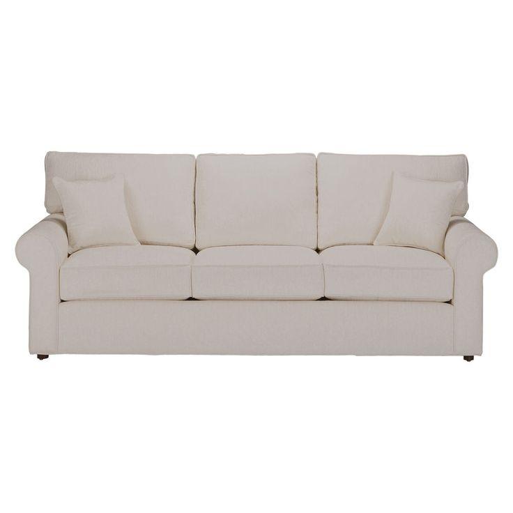 Ethan Allen 1500 Retreat Roll Arm Sofa Dimension 93 Quot W X