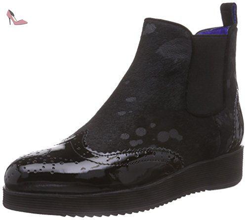 Chaussures Giudecca noires femme Kamik Rogue9 TOMS Leila mxyAg