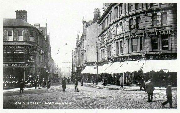 Gold St Northampton