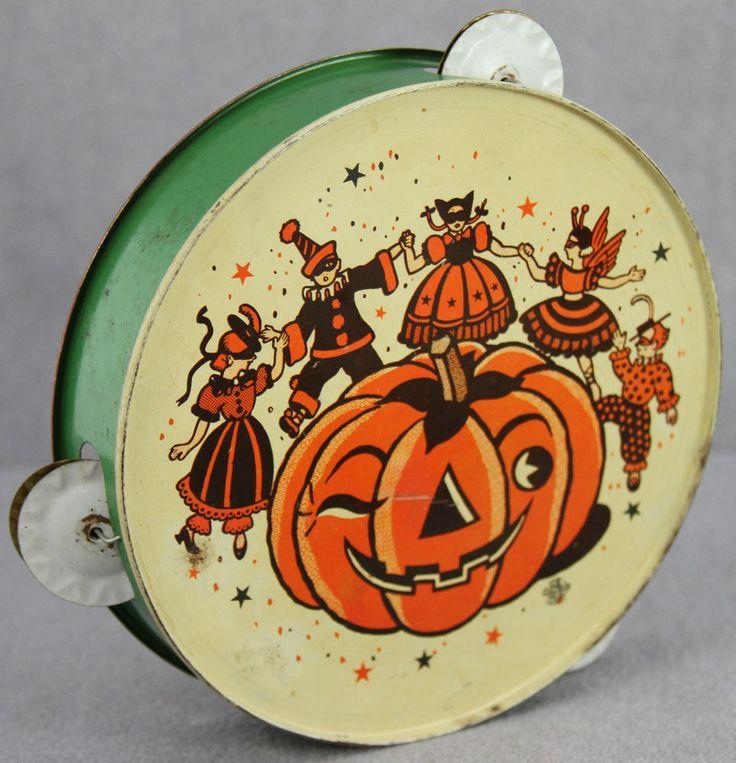 45 best halloween noisemakers images on Pinterest | Tambourine ...