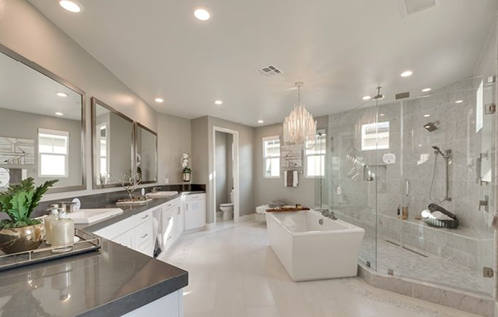 How Would You Rate The Design Of This Bathroom On A Scale From 1