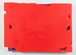 Nicolas Roggy, 'Untitled (Red),' 2013, MARTOS GALLERY