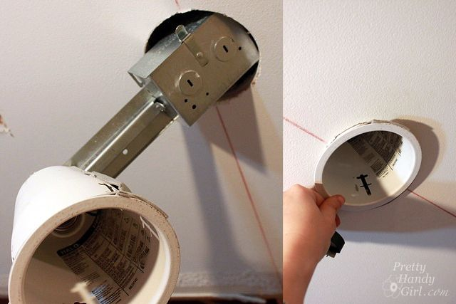 Recessed Lighting Bulb Sticks Out : Best ideas about installing recessed lighting on