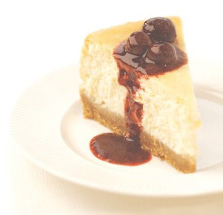 Cheesecake newyorkese con salsa di more e mirtilli | KenwoodClub.it