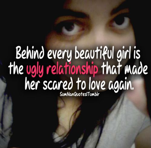 Scared Relationship Quotes On Pinterest 1