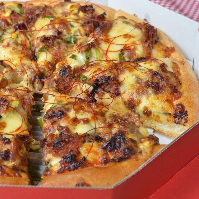 【ガッツリ食べたい29(ニク)の日は、人気No.1の特うまプルコギを召し上がれっ∩(´∀`)∩♪】 #ピザハット  #pizzahut  #ピザ  #pizza  #ピザパーティー  #ホームパーティー  #ぴざ  #dinner  #lunch  #pizzalover  #pizzaday  #pizzatime  #デリバリーピザ  #宅配ピザ  #ピザパ  #家族ピザ  #恋人ピザ  #カップルピザ  #友ピザ  #party  #パーティ  #29日  #肉の日  #肉  #焼肉  #特うまプルコギ  #甘辛だれ  #プルコギ  #meet  #がっつり
