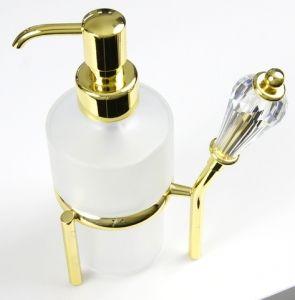 Dozownik mydła w złocie DOLCE A5-Z1-16615
