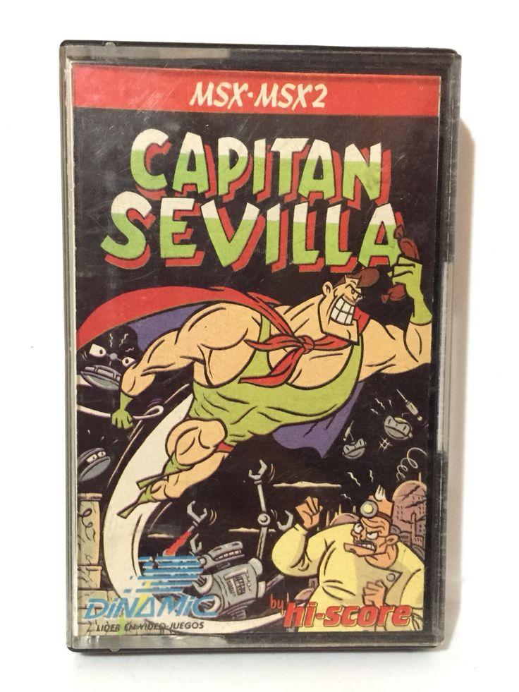 Capitan Sevilla.