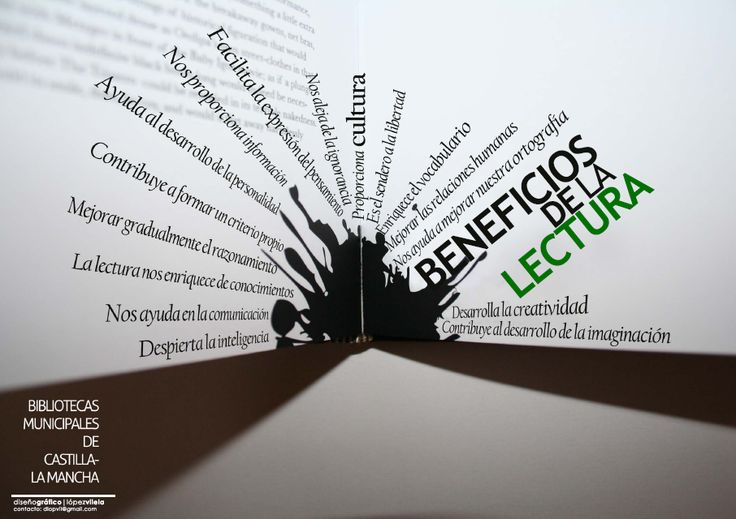 Beneficios de la lectura.