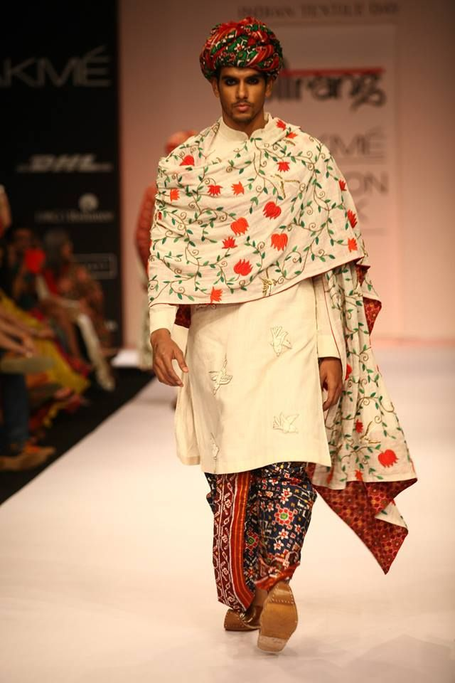 Gaurang - Lakme Fashion Week Winter/Festive 2013