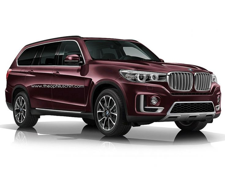 2018 Yeni BMW X7