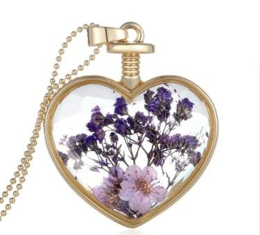 Dámský moderni náhrdelník s přivěskem fialové květiny – dámské náhrdelníky Na tento produkt se vztahuje nejen zajímavá sleva, ale také poštovné zdarma! Využij této výhodné nabídky a ušetři na poštovném, stejně jako to udělalo již …