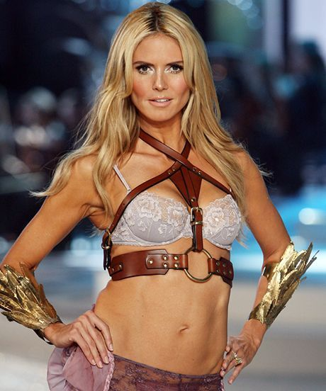 This GIF Shows How Victoria's Secret Models Have Changed Since 1995 #refinery29  http://www.refinery29.com/2015/12/99014/victorias-secret-models-history-beauty-looks#slide-14  2008Very important side note: Did we all know Heidi Klum isn't a natural blonde?!...