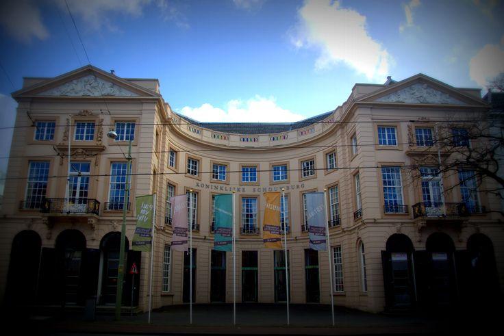Stads schouwburg  Den Haag