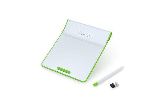 Bamboo Pad Wireless CTH300E [パールホワイト・グリーン] 製品画像
