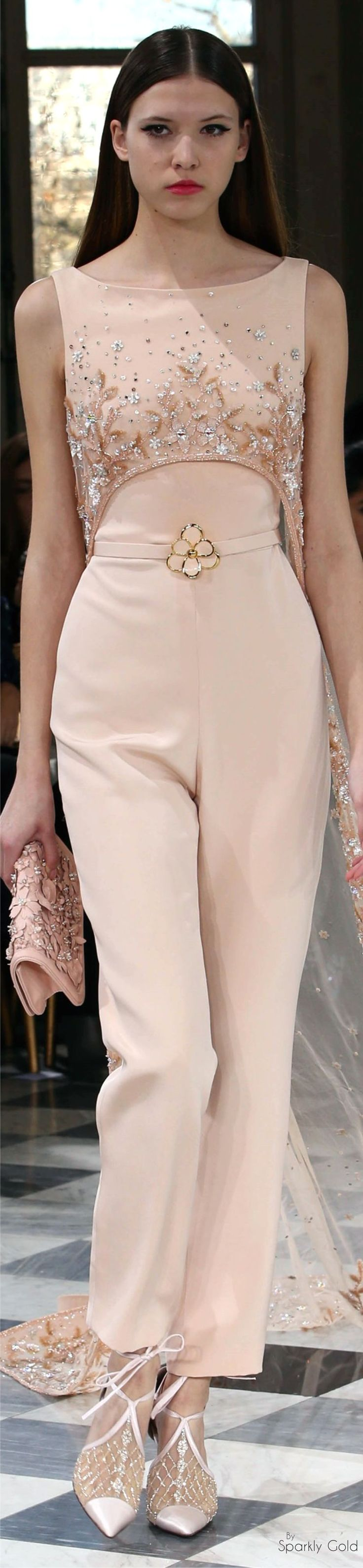 Georges Hobeika Spring 2016 Couture                                                                                                                                                     More