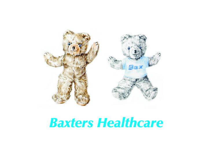 Baxter Healthcare Bear creations