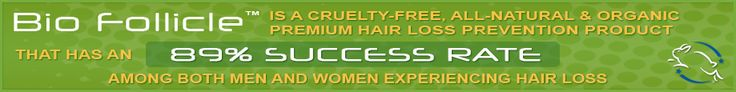 Stop Hair Loss - Organic Hair Loss Solutions - Hair Loss Remedies