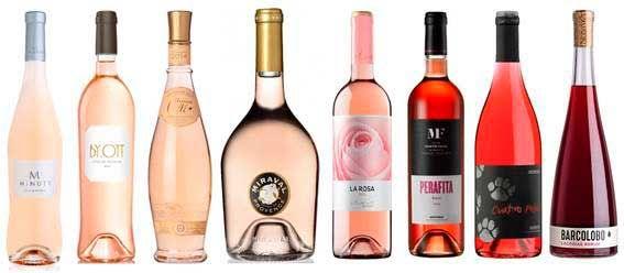 Tecnovino vinos rosados Uvinum