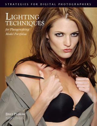 Lighting Techniques for Photographing Model Portfolios