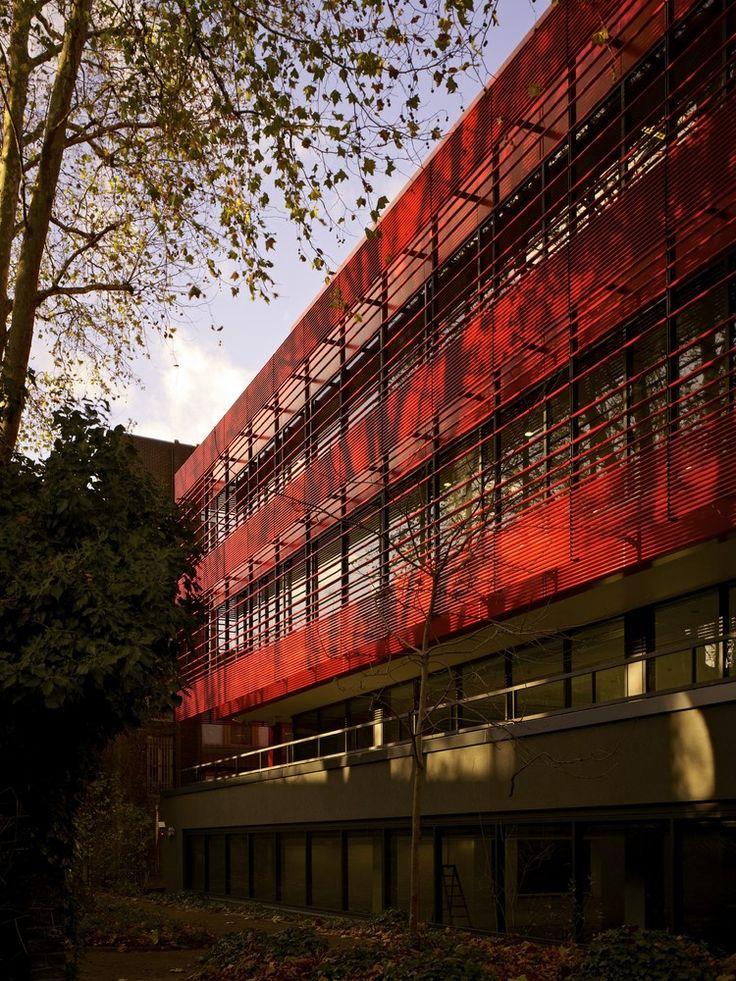 Edifício Sede Kurt Geiger,© Tim Soar