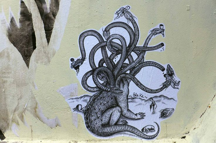 Pole ka - street artIst