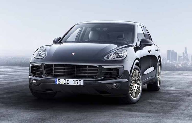 2017 Porsche Cayenne – A Lot More Efficient Than Its Predecessor