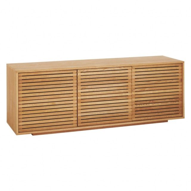 MAX Oak 3 door sideboard