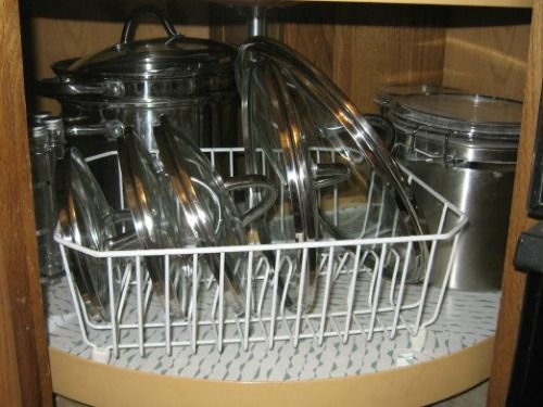 Devote a Dish Rack #kitchenhelp #homehack