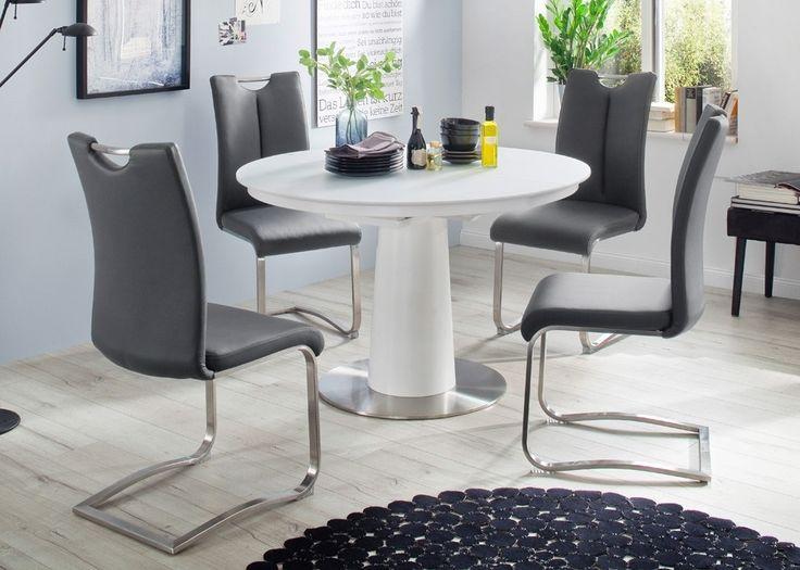 die besten 25 esstisch glas ausziehbar ideen auf pinterest ikea esstisch ausziehbar esstisch. Black Bedroom Furniture Sets. Home Design Ideas