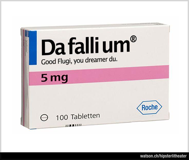 Medikamente neu interpretiert - Teil 2! - watson