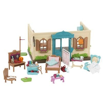 OMG MUST HAVE FOR KATELYN !!!! OMGOSH!  lil woodzeez - Woodze Walk-In Health Clinic : Target