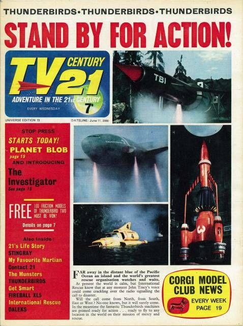 TV Century 21 (Issue 73)