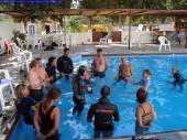 "Freediving PADI training @ hotel ""Elies"""