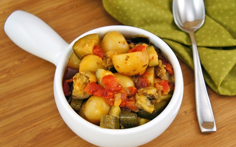 Italian Vegetable Stew | Soups.....to warm your heart & Salads ...