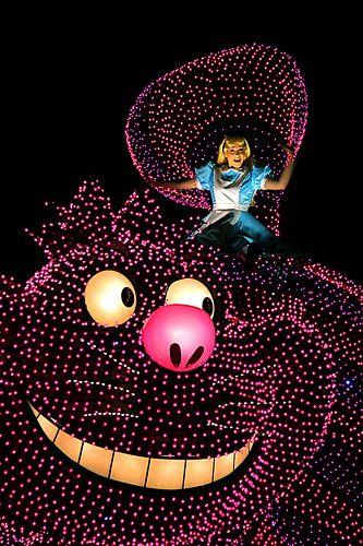 Disney's Electrical Parade.