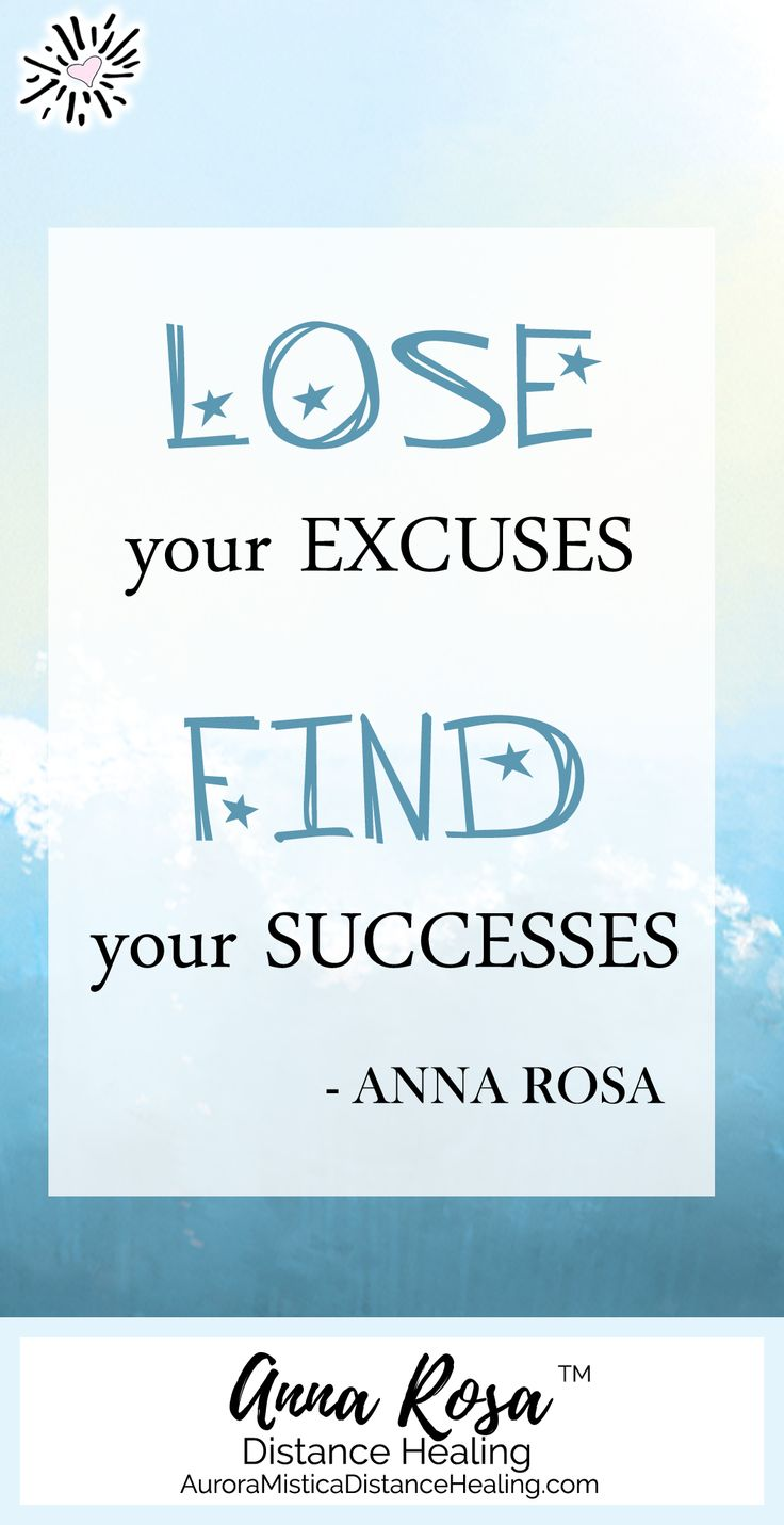 LOSE  EXCUSES FIND SUCCESS I am Anna Rosa & I have been providing distance healing services online since 2001. I am a Usui, Karuna (r), Shamballa & Kundalini Reiki Master. I also have my own registered modality called Aurora Mistica (R). This covers similar topics as: manifestation | manifestation quotes | manifestation journal | manifestation law of attraction | manifestation quotes law of attraction | True Manifestation | Vibrant Manifestations | Manifestation #annarosa #manifestation